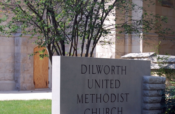 Dilworth United Methodist Exterior Renovation