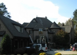 Roofing Insurance Projects