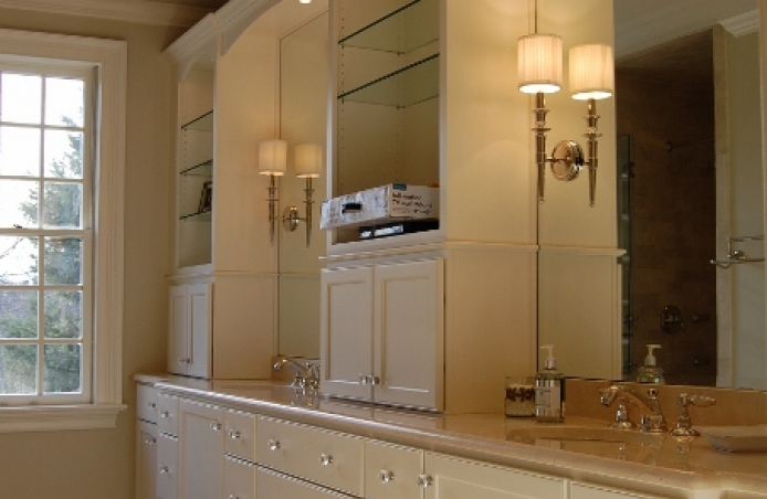 Foxcroft Master Bathroom