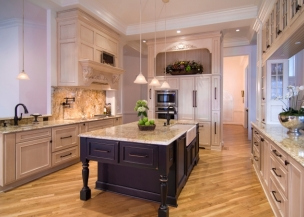 Governors Island Award-Winning Kitchen Remodel