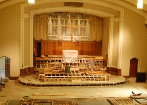 National Award Winning Historic Restoration - Dilworth United Methodist Church